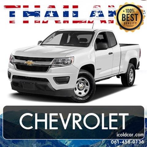 รถห้องเย็นป้ายแดง Chevrolet Colorado