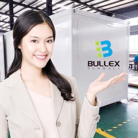 ตู้ห้องเย็นแบรน Bullex